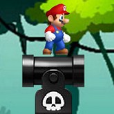 Mario In The Jungle